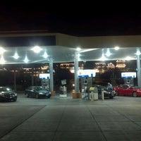 Photo taken at Chevron by David B. on 10/21/2011