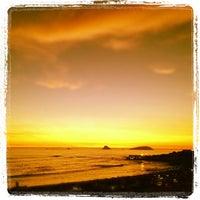 Photo taken at Playa El Silencio by Pedro M. V. on 4/6/2012