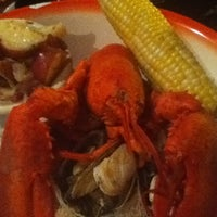 Photo taken at Fish House Grill by Masha K. on 8/29/2012