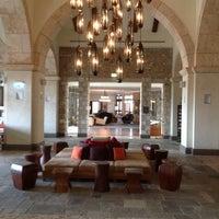 Photo taken at The Westin Resort, Costa Navarino by Carlo V. on 5/13/2012