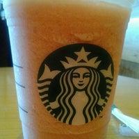 Photo taken at Starbucks by Gia G. on 4/24/2012