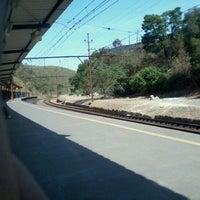 Photo taken at Estação Jaraguá (CPTM) by Nicholas G. on 9/19/2011