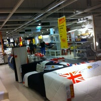 Photo taken at IKEA by Simon P. on 7/1/2012