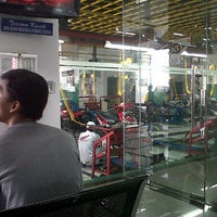 Photo taken at CV. HAYATI Main Dealer Sepeda Motor Honda by Emen L. on 6/25/2012