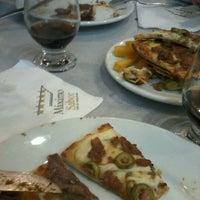 Photo taken at Pizzeria Bella Ravenna by Cristina G. on 6/8/2012