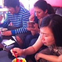 Photo taken at Red Mango by Kai Z. on 4/15/2012