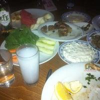 Photo taken at Hidden Wall Restaurant by İlker A. on 8/22/2012