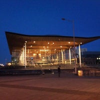 Photo taken at The National Assembly for Wales by Grahame C. on 3/23/2012