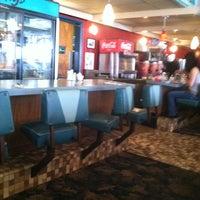 Photo taken at Lenny's Restaurant by Richard S. on 3/22/2012
