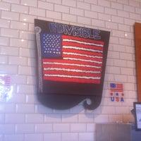 Photo taken at Starbucks by Samantha M. on 6/21/2012