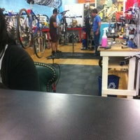 Photo taken at DreamBikes by Toni S. on 7/19/2012