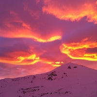 Photo taken at Valle Nevado by Leonardo Z. on 7/21/2012