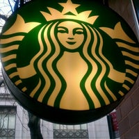 Photo taken at Starbucks by Jessica R. on 3/8/2012