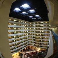 Photo taken at Houston Marriott South at Hobby Airport by Ady C. on 4/17/2012