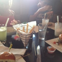 Photo taken at The Burger Palace by Gerald e. on 7/16/2012