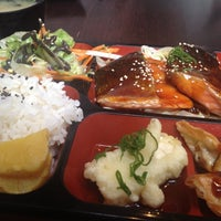 Photo taken at Bento Cafe by Natalie B. on 8/24/2012