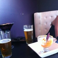 Photo taken at Shiraz Wine Experience & Art Cafe by Kyle H. on 5/23/2012