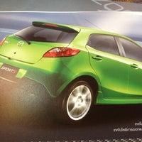 Photo taken at Mazda Rama 3 by Pidchapa A. on 5/5/2012