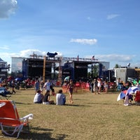 Photo taken at Bama Jam Music Festival by Jacqueline L. on 6/16/2012
