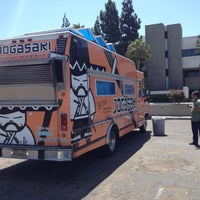 Photo taken at Westside Food Truck Central by Peter S. on 7/24/2012