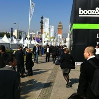 Photo taken at GSMA Mobile World Congress by Alessandro C. on 3/1/2012