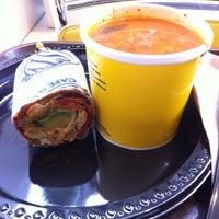 Photo taken at Tasty Cafe by Lauren D. on 4/11/2012