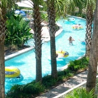 Photo taken at Lazy River @ Destin West Resort by Randy on 6/29/2012