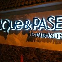 Photo taken at Pique y Pase by Rubi T. on 8/11/2012