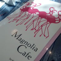 Photo taken at Magnolia Cafe by Trevor S. on 4/5/2012