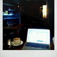 Photo taken at Time Out Café & Diner by Hiroshi K. on 3/8/2012
