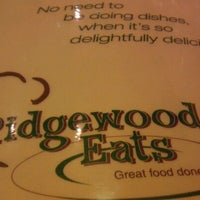 Photo taken at Ridgewood Eats by Besim D. on 3/16/2012