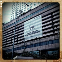 Photo taken at Grand Mercure Bangkok Fortune by Tho on 2/27/2012
