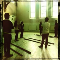 Photo taken at St Andrew's Church Hall by eevil m. on 8/5/2012