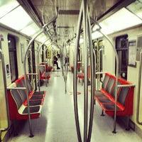 Photo taken at Metro Los Dominicos by Alejandro D. on 8/5/2012