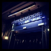 Photo taken at Hawksmoor Seven Dials by Lawrence K. on 6/29/2012