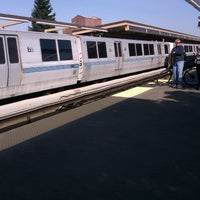 Photo taken at Hayward BART Station by My E. on 5/10/2012