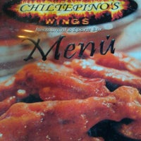 Photo taken at Chiltepino's by Alejandro T. on 6/17/2012