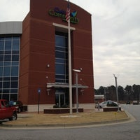 Photo taken at Delta Community Credit Union - Newnan (Hwy 35 East) by Carlton B. on 2/10/2012