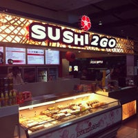 Photo taken at Sushi2Go by ใหม่ A. on 5/5/2012