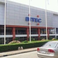 Photo taken at BITEC by Kan K. on 2/16/2012