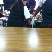 Photo taken at Escuela Primaria Lazaro Cardenas by Felix C. on 6/22/2012