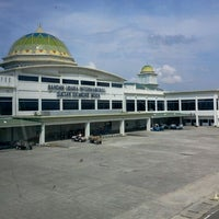 Photo taken at Sultan Iskandar Muda International Airport (BTJ) by Sur A. on 2/22/2012