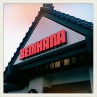 Photo taken at Benihana by Johnny 5. on 3/14/2012