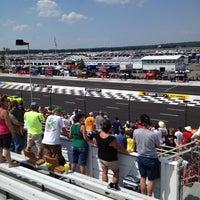 Photo taken at Pocono Raceway by Ashli N. on 6/10/2012