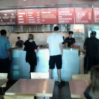 Photo taken at Chipotle Mexican Grill by GL on 5/3/2012
