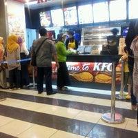 Photo taken at KFC by Marissa P. on 3/5/2012