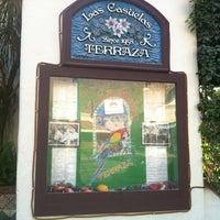 Photo taken at Las Casuelas Terraza by Niecy M. on 8/19/2012