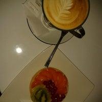 Photo taken at Lila Körte Cafe by Heszti on 9/1/2012