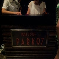 Photo taken at Muse at Park 97 by Lin xi Z. on 8/21/2012