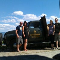 Photo taken at Little Straw Vineyards by Grant S. on 7/6/2012